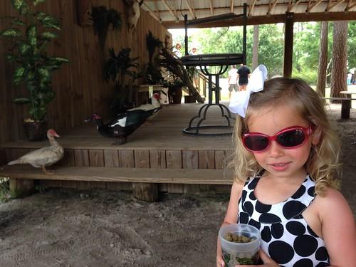 Siler at the Zoo