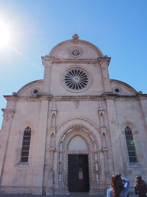 聖雅各大教堂的立面