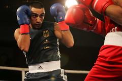 A. Harutyunyan könnte sich als 2. Deutscher für die Olympischen Spiele qualifizieren