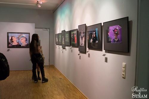 Exhibition: Leipzig in Black