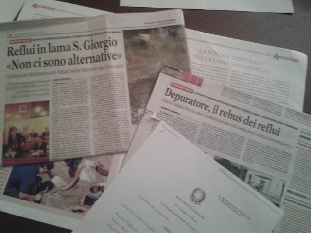 documenti lama san giorgio