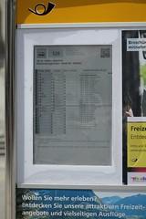 E Ink Timetable - Display