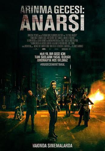 Arınma Gecesi: Anarşi - The Purge: Anarchy (2014)