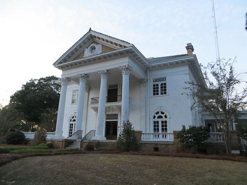 J D Holman House Ozark AL