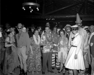 Independent Order of Foresters costume party