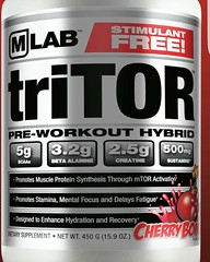 I have been waiting for this product for a couple months! I'm especially excited for the benefits of taking this with a current pre-workout. Especially the concentrate pre workouts that typically do not have enough creatine or beta alanine in them without