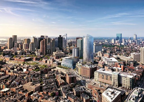 Bulfinch Crossing Renderings