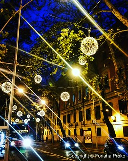 Lights of Tirana