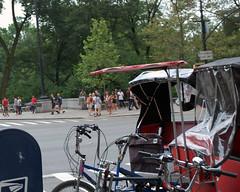 Central Park & Columbus Circle