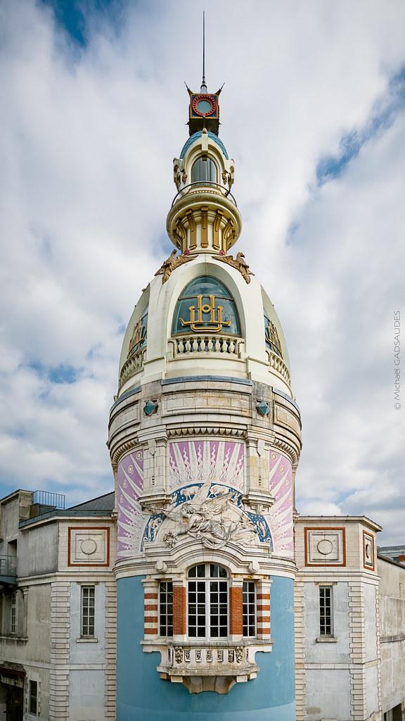Nantes / Carte - Pays de la Loire, France - Mapcarta