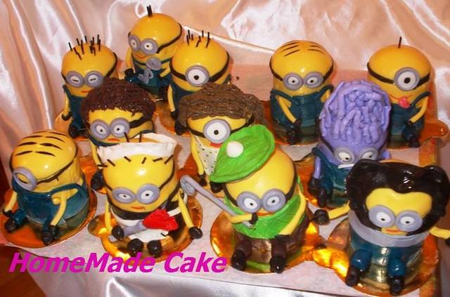 Cake by Nagwa Fakhry of Homemade Cake1