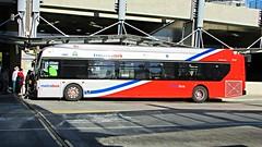 WMATA Metrobus 2016 New Flyer Xcelsior XDE40 #7402