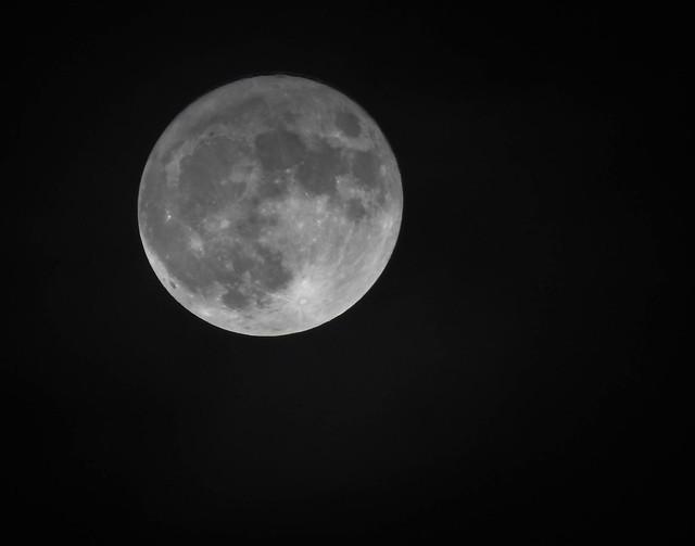 Oh la lune!