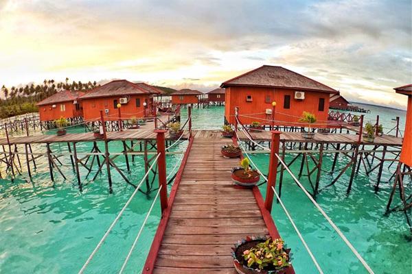 Maratua Paradise Resort 2