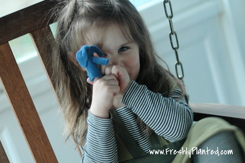 Felty Finger Puppet Love