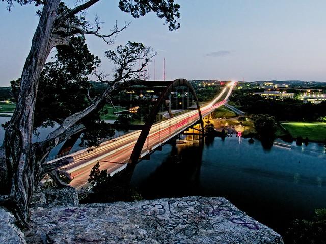 Pennybacker Bridge - Austin, TX  #flickr12days