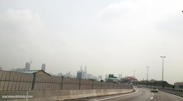 haze in kuala lumpur 2013