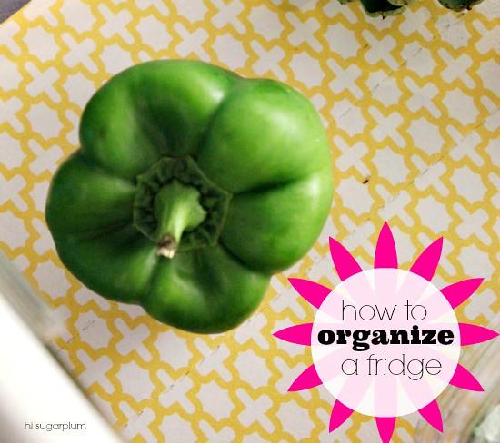 Hi sugarplum organized the fridge Hi sugarplum