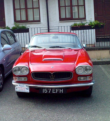 Maserati Sebring by Calum Hall Tobermory