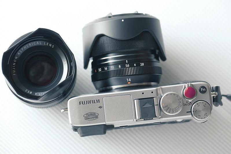 2013.07.07 My Fujifilm X System