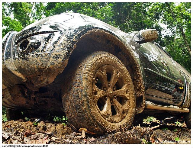 Mitsubishi Triton Offroad