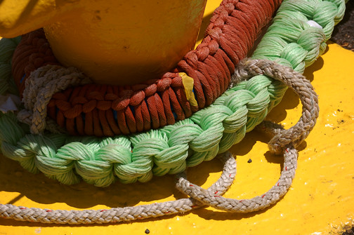 Kaiyu Maru chafing gear