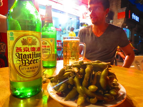 Peas and Beer Beijing China