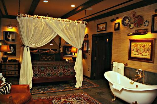 Adventureland Suite master suite