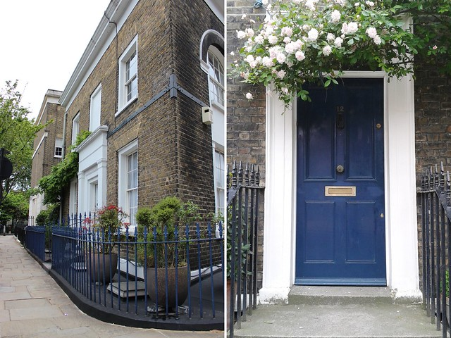 London Teil 4 (Clerkenwell + South Kensington)