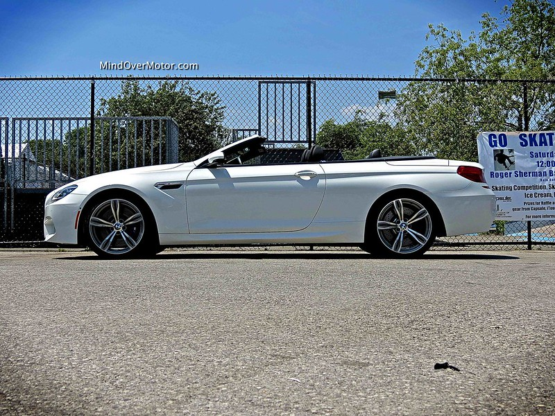 test driven 2014 bmw m6 convertible 9 5 10 mind over motor. Cars Review. Best American Auto & Cars Review