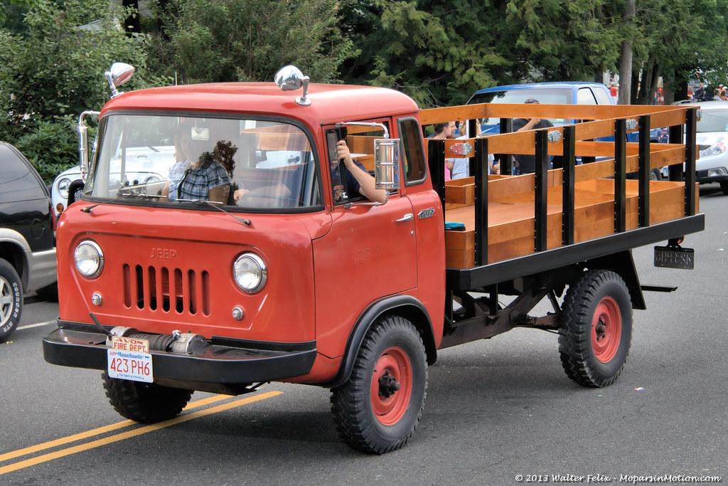 Avon VFD Jeep FC-170
