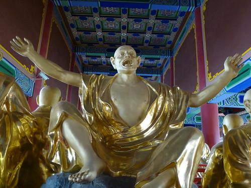 Yunnan13-Dali-12. Pavillon des sculptures (8)