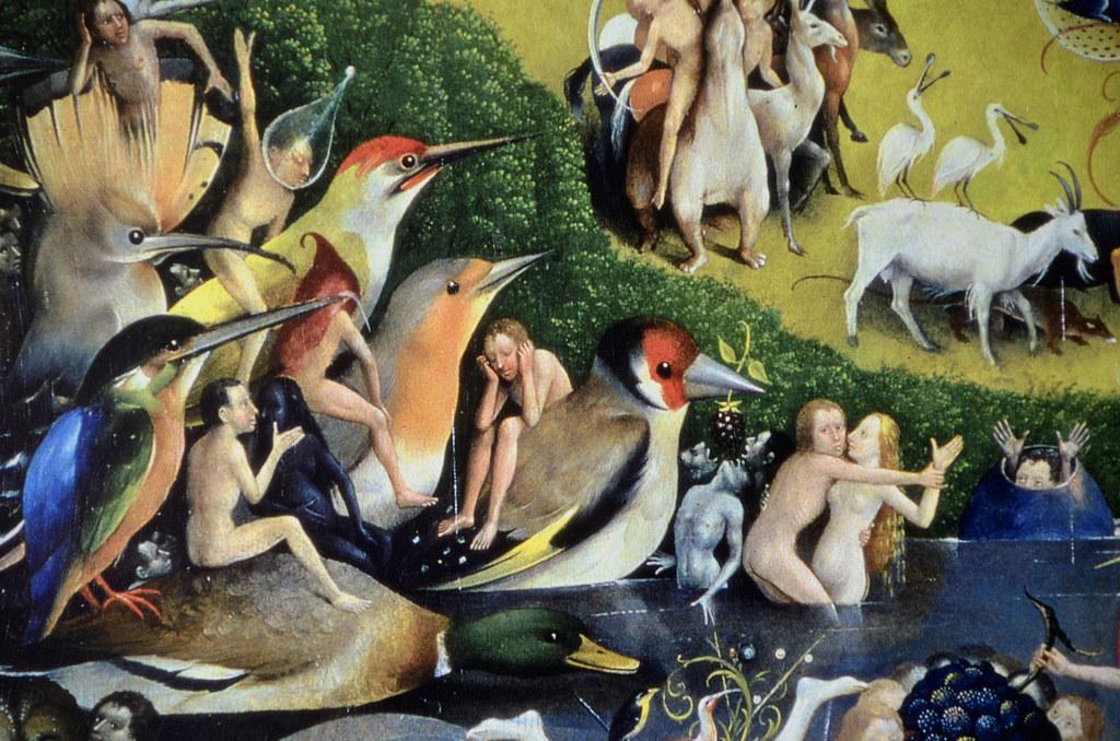 Tuin Der Lusten : Hendrik pieter han bolte satan in de tuin der lusten catawiki