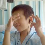 息子が化膿性リンパ節炎で9日間の入院→退院