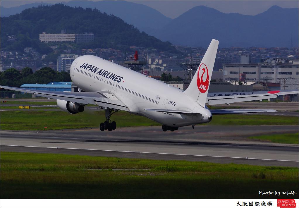 Japan Airlines - JAL JA656J-009