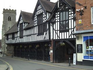 DSCF2656  Guildhall, Much Wenlock, Shropshire
