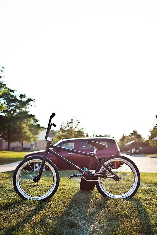 Bikes on Bikes