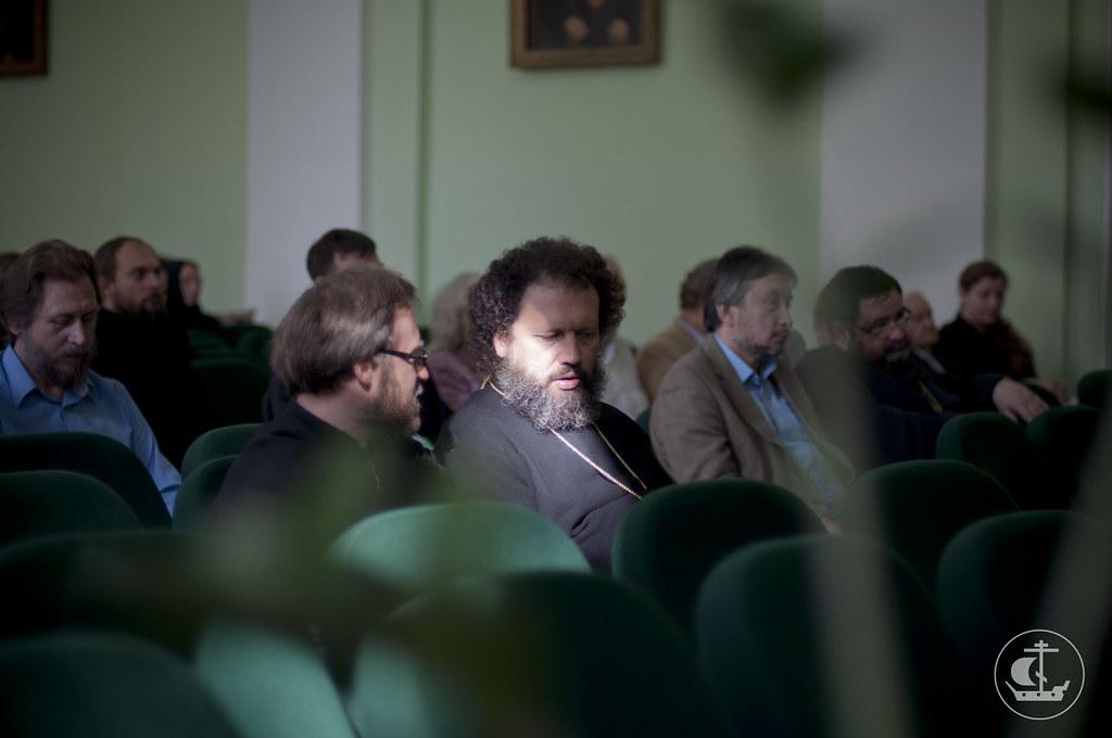30 августа 2013, Расширенное заседание Ученого совета СПбПДА