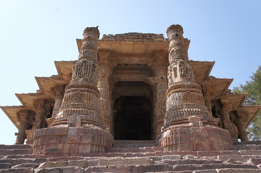 Храм Солнца © Kartzon Dream - авторские путешествия, авторские туры в Индию, тревел фото, тревел видео, фототуры