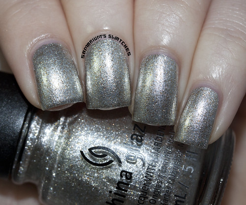 China Glaze Gossip Over Gimlets (2)