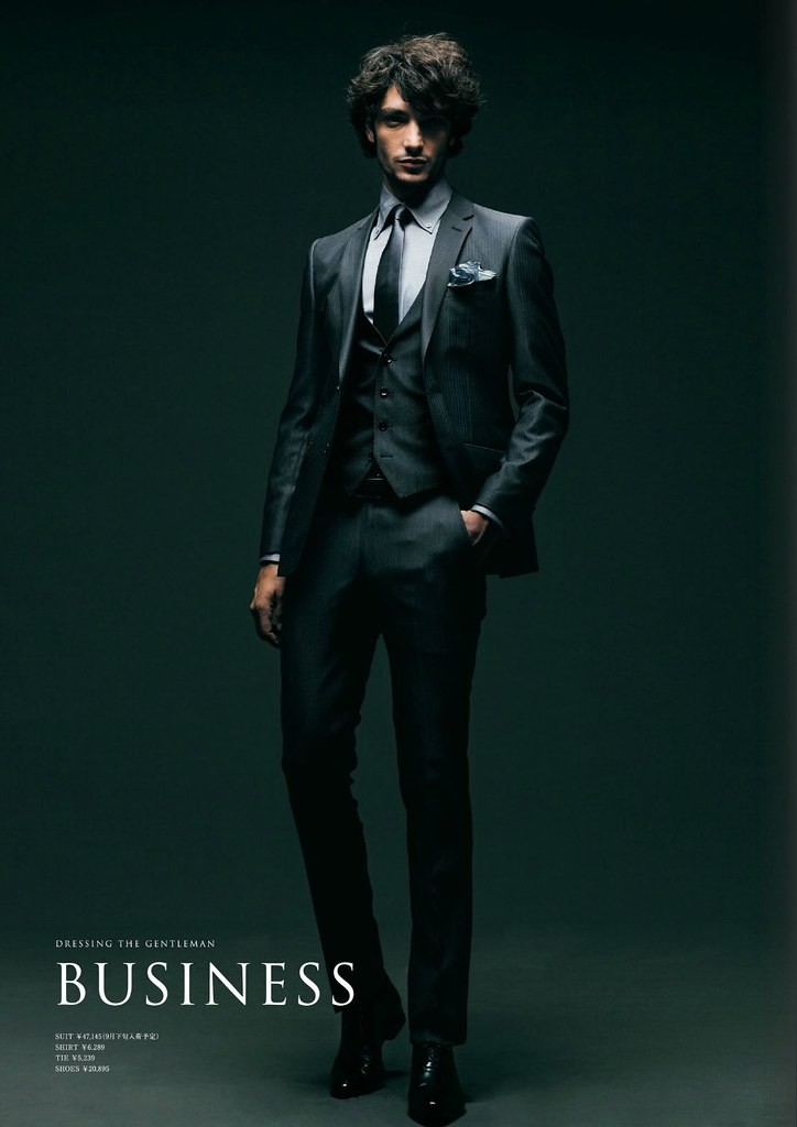Lucho Jacob0031_renoma HOMME 2013 AUTUMN COLLECTION
