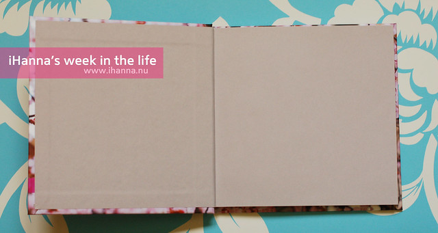 Week in the Life 2012 | Gray End Papers