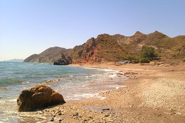 Desde la playa del Sombrerico