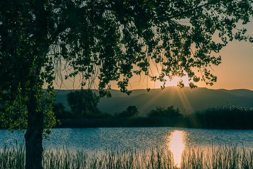 las vegas lake sunrise canon nevada harriet t3i 600d