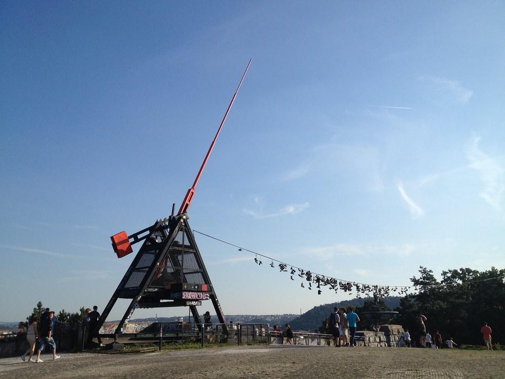 Giant Metronome