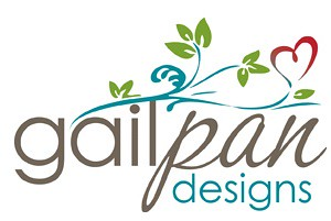 Gail Pan Designs logo