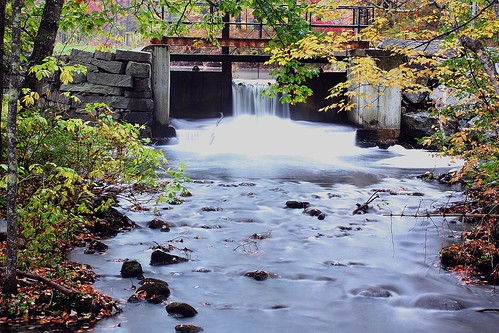 2013_1006Bickford-Pond-Dam0001 by maineman152 (Lou)
