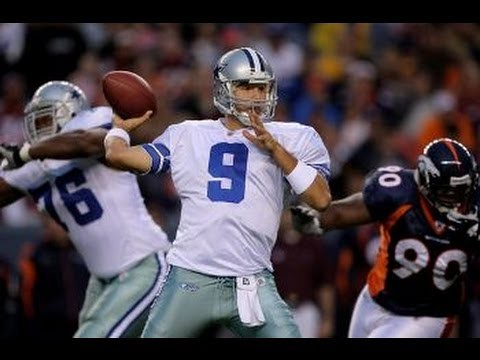 Denver Broncos 51, Dallas Cowboys 48: Peyton Manning, Tony Romo Set Records from Flickr via Wylio