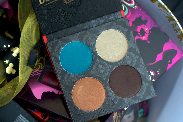 Beautifully Disney eye shadow palette