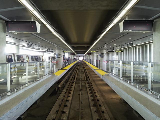 SFO BART Station